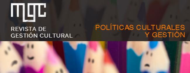 """Revista MGC Nº4: """"Políticas culturales y gestión"""""""