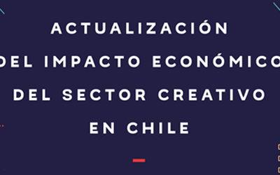 Actualización del impacto económico del sector creativo en Chile