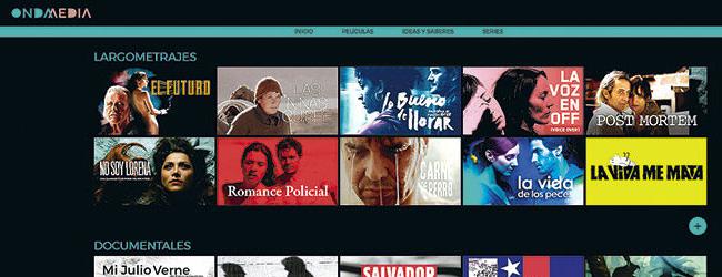 OndaMedia: nace la plataforma del cine chileno gratuito
