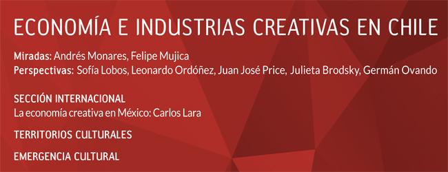 """Último número Revista MGC Nº 9: """"Economía y creatividad en la cultura"""""""