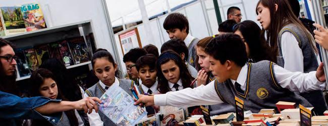 RevistaMGC/Feria Internacional del Libro – Filzic
